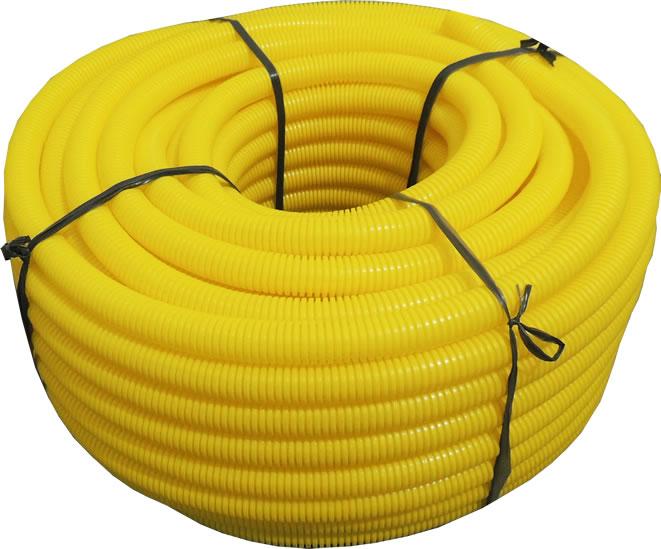 Espaçador para Concreto Eletroduto Flexível Corrugado Amarelo